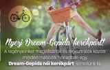Nyerjen Dream-Gepida kerékpárt!