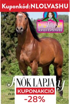 Kapitány - Veszély és ösztön - Tilly lovas történetei 16.