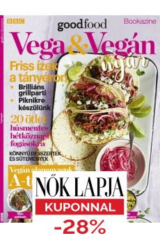 Vega és Vegán Nyár - Goodfood Bookazine