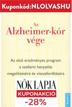 Az Alzheimer-kór vége - Az első eredményes program a szellemi hanyatlás megelőzésére és visszafordítására