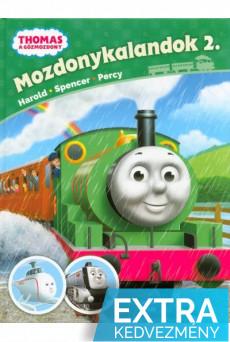 Thomas: Mozdonykalandok 2.
