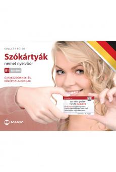 Szókártyák német nyelvből B1 szinten (Újrakezdőknek és középhaladóknak)