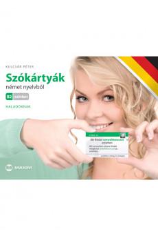 Szókártyák német nyelvből B2 szinten (Haladóknak)