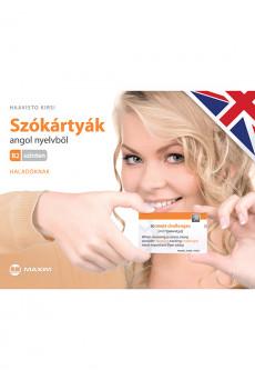 Szókártyák angol nyelvből B2 szinten (Haladóknak)