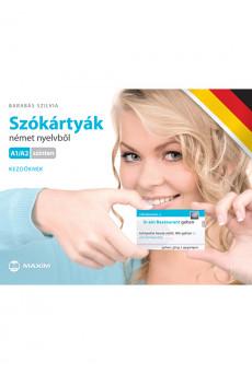 Szókártyák német nyelvből A1/A2 szinten (Kezdőknek)