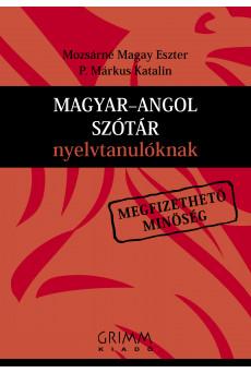 Magyar-angol szótár nyelvtanulóknak