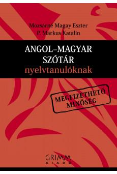 Angol-magyar szótár nyelvtanulóknak