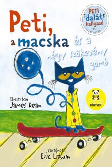 Peti, a macska és a négy szökevény gomb
