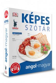 Képes szótár – Angol-magyar