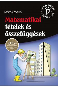Matematikai tételek és összefüggések – 2017-től érvényes