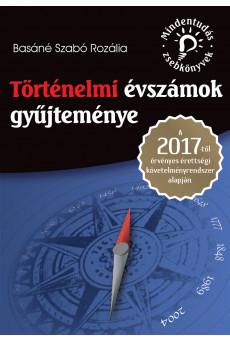 Mindentudás zsebkönyvek: Történelmi évszámok  gyűjteménye - 2017-től érvényes