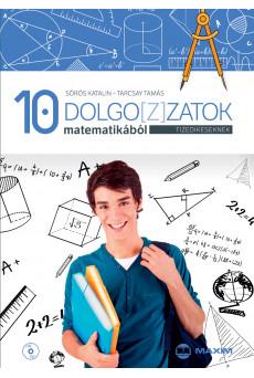 Dolgo[z]zatok matematikából tizedikeseknek (CD-melléklettel)