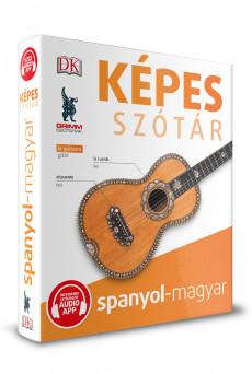 Képes szótár – Spanyol-magyar
