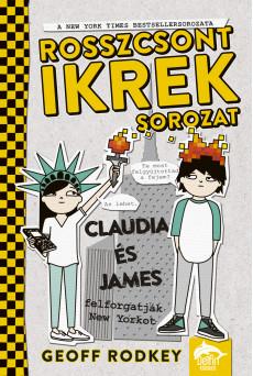 Claudia és James felforgatják New Yorkot