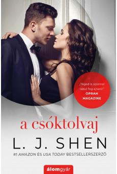 A csóktolvaj (e-könyv)