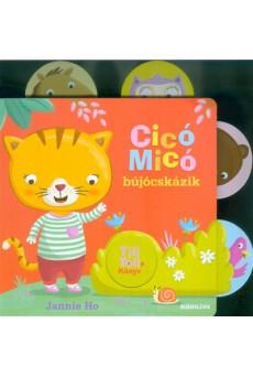 Tili-toli könyv - Cicó Micó bújócskázik
