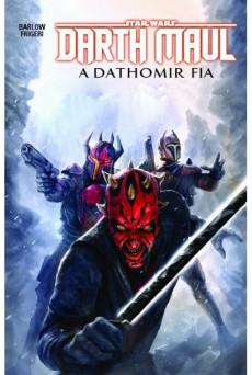Star Wars: Darth Maul, a Dathomir fia (képregény)
