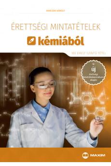 Érettségi mintatételek kémiából–180 emelt szintű tétel