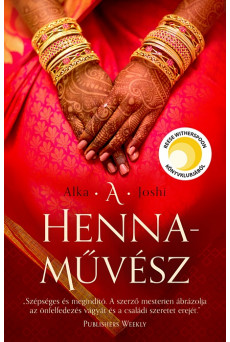 A hennaművész (e-könyv)