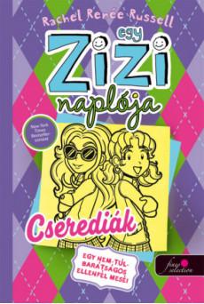 Egy zizi naplója 11. - Cserediák