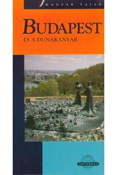 Budapest és a Dunakanyar útikönyv