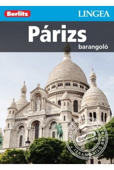 Párizs /Berlitz barangoló