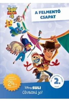 Toy Story 4: A felmentő csapat