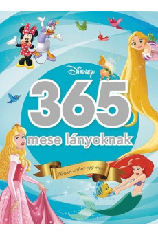 365 mese lányoknak (3. kiadás)
