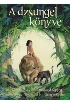 A dzsungel könyve (Quentin Gréban rajzaival)
