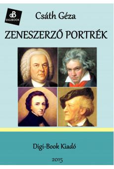Zeneszerző portrék (e-könyv)