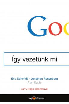 Google-Így vezetünk mi (e-könyv)
