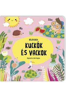 BUJÓCSKA – Kuckók és vackok - Játékos ismeretek - Bujócska