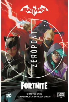 Batman / Fortnite: Zéró Pont (képregény)