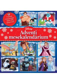 Disney: Adventi mesekalendárium
