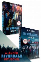 Riverdale - A kezdet + Riverdale - Menekülés könyvcsomag