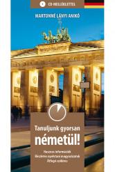 Tanuljunk gyorsan németül! CD-melléklettel