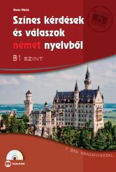 Színes kérdések és válaszok német nyelvből – B1 szint