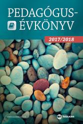 Pedagógusévkönyv 2017/2018