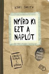 Nyírd ki ezt a naplót és alkoss valami újat! Paper Bag (Papír zacskó) - Limitált kiadás