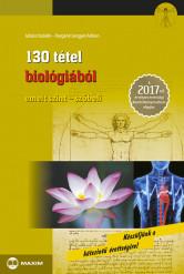 130 tétel biológiából (emelt szint – szóbeli) – A 2017-től érvényes érettségi követelményrendszer alapján