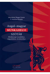 Angol–magyar munkahelyi szótár