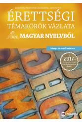 Érettségi témakörök vázlata magyar nyelvből (közép- és emelt szinten) – 2017-től érvényes
