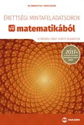Érettségi mintafeladatsorok matematikából (12 írásbeli emelt szintű feladatsor) – 2017-től érvényes