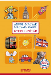Angol–magyar, magyar–angol gyerekszótár