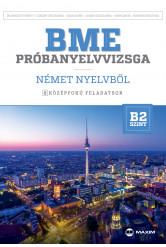 BME próbanyelvvizsga német – 8 középfokú feladatsor - B2 (CD-vel),