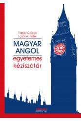 Magyar-angol egyetemes kéziszótár