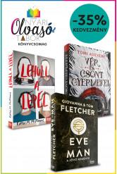 Online Nyári Olvasótábor könyvcsomag - 3 darabos