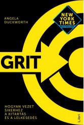 Grit - Hogyan vezet sikerhez a kitartás és a lelkesedés (e-könyv)