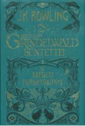 Legendás állatok: Grindelwald bűntettei - Az eredeti forgatókönyv