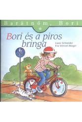 Bori és a piros bringa